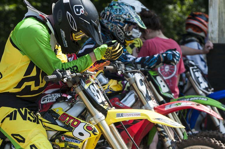 immagine motocross